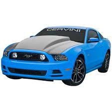 Cervini 1223 Mustang Hood 4