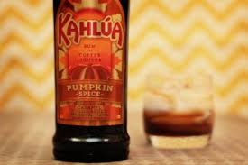 Pumpkin Spice Kahlua by Have Pumpkin Flavored Products Gone Too Far