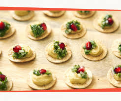 baked canapes wedding canapé ideas the dip society