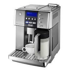 DELONGHI PrimaDonna Automatic Coffee Machine Silver
