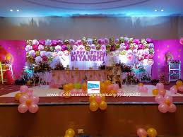 Kids 1st Birthday Party Decorators In Hyderabd Paper Craft Hyderabad