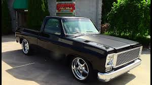 100 Chevy Hot Rod Truck 77 C10 Street Griffeys S And Restorations YouTube