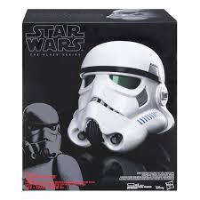 Halloween Voice Changer by Star Wars The Black Series Imperial Stormtrooper Electronic Voice