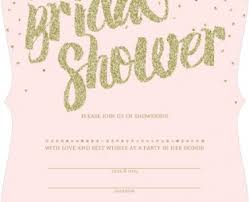 Bridal Shower Invitation Templates Blank Invitations In Support Of Your