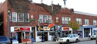 Halloween Town Burbank by One Halloween Store