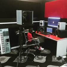 100 Studio Son Paul Okoye Shares Photo Of His Son Working In The Studio