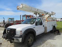 100 Ford Truck Problems 2005 F550 Bucket Truck 234k Miles Engine Problems Smokes