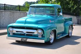 1956 Ford F100 Street Rod Pickup SOLD