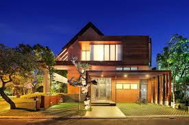 Images Large Homes by Indonesia Luxury Homes Living Large On A Small Site