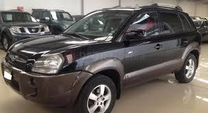 Hyundai Tucson 2005 Todoterreno en Quito Pichincha prar usado