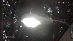 American Electric 115 street light starting up 100 watt PSMH