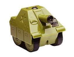 Desk Pets Carbot App by Deskpets Battletank App Controlled Robotic Tank Gadgetsin