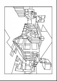 Coloring Pages The Diamond Minecraft Copy 10as Armor Lovely Steve