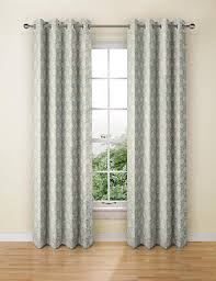Geometric Pattern Curtains Canada by Curtains Ready Made Net Eyelet U0026 Bedroom Curtains M U0026s