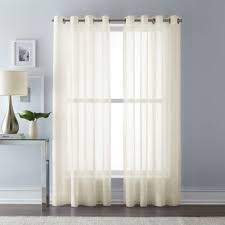 Bed Bath And Beyond Curtains Draperies by Buy Ivory Window Curtains U0026 Drapes From Bed Bath U0026 Beyond