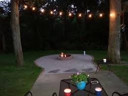 Patio String Lights Walmart Canada by Better Homes And Gardens Glass Edison String Lights 10 Count