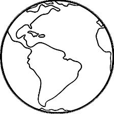 Globe Coloring Page 72e27c0d62e1d082b97e557ca0eebee0 New
