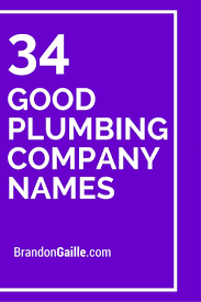 100 Trucking Company Names List Of 125 Good Plumbing Catchy Slogans Pinterest
