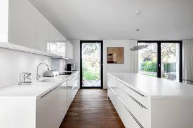 wohnhaus mondorf modern küche köln corneille