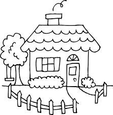 School House Drawing At GetDrawings