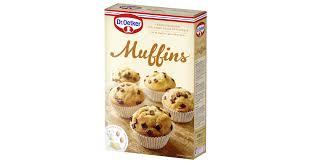 dr oetker backmischung muffins