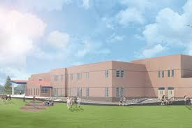 100 Hudson Architects Middle School Bray