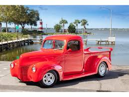 100 1940 Ford Truck For Sale Pickup For ClassicCarscom CC1157367