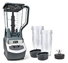 Blend And Store With The BL660 Ninja Professional Blender