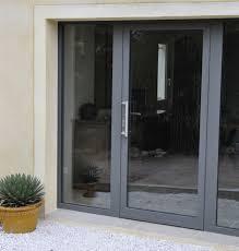 porte entree vantaux fantaisie porte d entrée avec porte fenetre alu 2 vantaux 80 pour