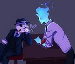 Gotta Love Cartoons I Like To Imagine MobGrillby Gets Flustered