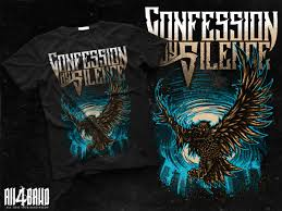 merch design professional band t shirt designs for music bands