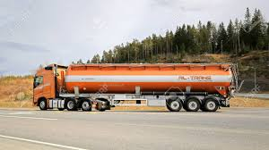 FORSSA, FINLAND - APRIL 25, 2015: Volvo FH Semi Tanker For Bulk ... Vedder Transport Food Grade Liquid Transportation Dry Bulk Tanker Trucking Companies Serving The Specialized Needs Of Our Heavy Haul And American Commodities Inc Home Facebook Company Profile Wayfreight Tricounty Traing Wk Chemical Methanol Division 10 Key Points You Must Know Fueloyal Elite Freight Lines Is Top Trucking Companies Offering Over S H Express About Us Shaw Underwood Weld With Flatbed