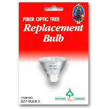 national tree 10 watt bulb for fiber optics 12 volt
