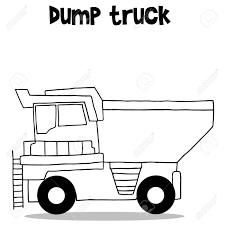 Hand Draw Of Dump Truck Royalty Free Cliparts, Vectors, And Stock ... Dump Truck Coloring Page Free Printable Coloring Pages Drawing At Getdrawingscom For Personal Use 28 Collection Of High Quality Free Cliparts Cartoon For Kids How To Draw Learn Colors A And Color Quarry Box Emilia Keriene Birthday Cake Design Parenting Make Rc From Cboard Mr H2 Diy Remote Control To A Youtube