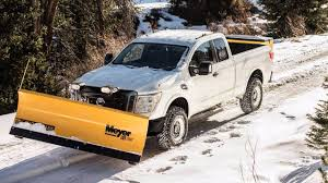 100 Snow Plows For Small Trucks Nissan Titan Gets A Raise From Factory 3Inch Lift Kit