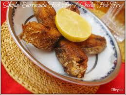 comment cuisiner barracuda simple barracuda fish fry sheela fish fry you can cook