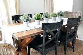 Expandable Farmhouse Table Expandable Dining Tables Pottery Barn