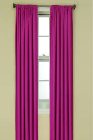 pink heart patterned dreamy acoustical unique window curtains