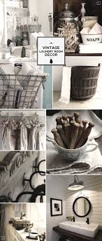 Style Guide Vintage Laundry Room Decor Ideas