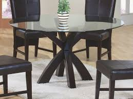 Small Glass Dining Table Unique Top Set 4 Chairs Cabinets Beds Sofas And