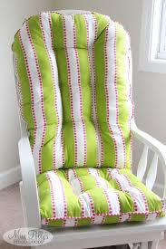 100 Rocking Chair Cushions Pink Glider Rocker Glider