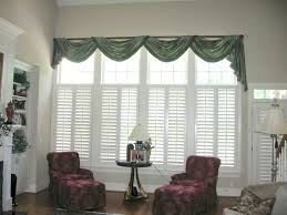 Valances For Living Room Windows Ideas Window Valance Within Plan