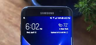 Get the Galaxy S8 s New Weather Wid on Older Galaxy Phones