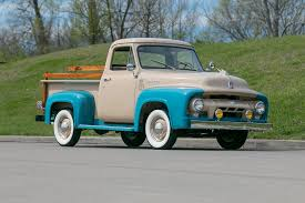 1954 Ford F100 | Fast Lane Classic Cars 1954 F100 Old School New Way Cool Modified Mustangs Ford Burnyzz American Classic Horse Power Custom Truck 72015mchmt1954fordtruckthreequarterfront Hot Rod Resto Mod F68 Monterey 2014 For Sale Classiccarscom Cc1028227 Pickup Classic Pick Up Truck From Arizona See Abes Journal Network Truck Used Sale