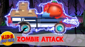 Zombie Attack | Scary Pickup Truck | Coloring Video | Cartoon About ... Old American Blue Pickup Truck Vector Illustration Of Two Cartoon Vintage Pickup Truck Outline Drawings One Red And Blue Icon Cartoon Stock Juliarstudio 146053963 Cattle Car Farming Delivery Riding Car Royalty Free Image Cute Driving With A Christmas Tree Art Isolated On Trucks Download Clip On 3 3d Model 15 Obj Oth Max Fbx 3ds Free3d White Background