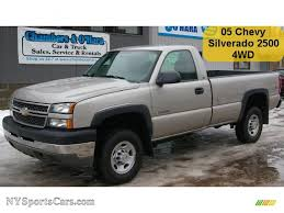 2005 Chevrolet Silverado 2500HD Regular Cab 4x4 In Silver Birch ... 2005 Chevrolet Silverado 1500 79623 A Express Auto Sales Inc Chevy Used Cars Lodi Shell Morehead All Vehicles For Sale 2500hd Photos Informations Articles For Sale Chevrolet Avalanche Lt 1 Owner Stk P6160a Www 2500hd Sale In Spearfish Sd 57783 Indexhtml Silverado1500 F Mn 2gcekt251361544 Military Trucks From The Dodge Wc To Gm Lssv Photo Image Gallery Dynewal Crew Cab Specs Lifted Wide Tires Pr1406 Buy 3500 Overview Cargurus