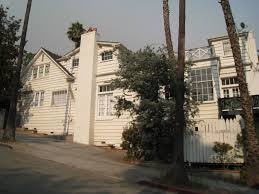 100 Houses In Preston Sturges Under The Hollywood Sign