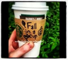 Starbucks Secret Menu Fall In A Cup Latte Or Frappuccino