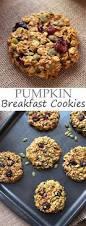 Desserts With Pumpkin Seeds by Pumpkin Breakfast Cookies Recipe Pumpkin Breakfast Cookies
