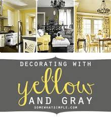 Ideas For Decorating With Yellow And Gray Grey Kitchen Bedroom